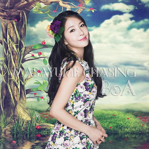 BoA「MASAYUME CHASING」(CD)
