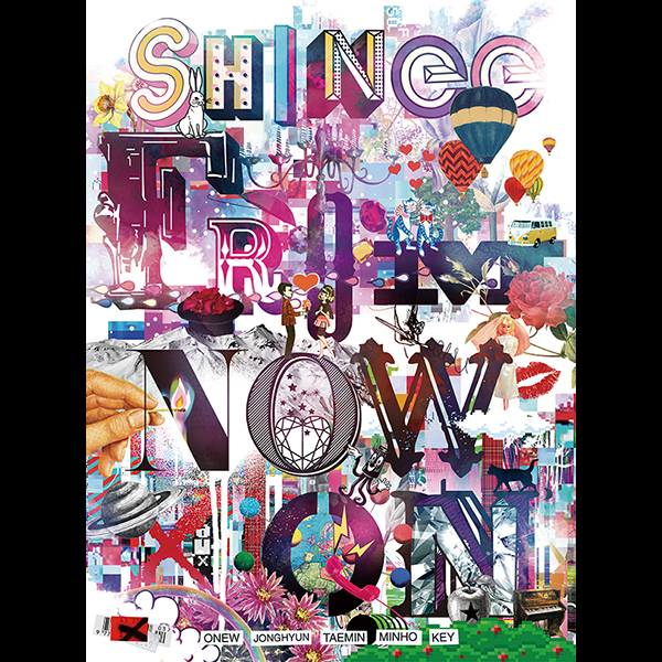 SHINee「SHINee THE BEST FROM NOW ON 」