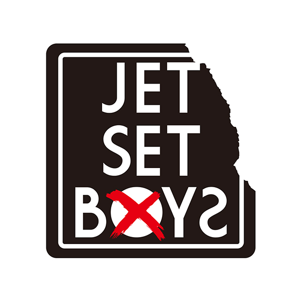 JET SET BOYS ロゴ