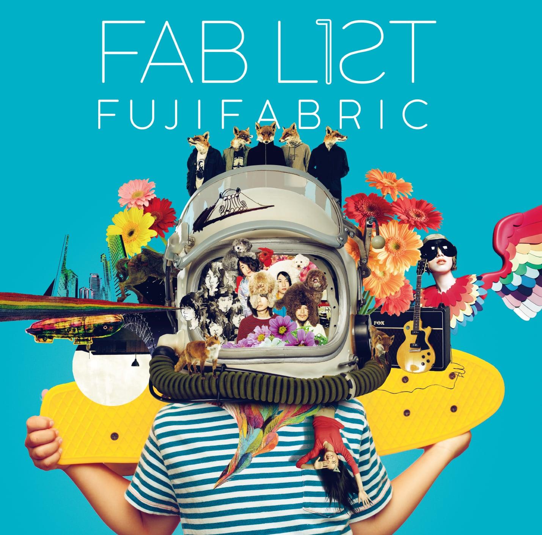 フジファブリック「FABLIST1」「FABLIST2」