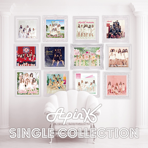 Apink「APINK SINGLE COLLECTION」〈初回生産限定盤〉