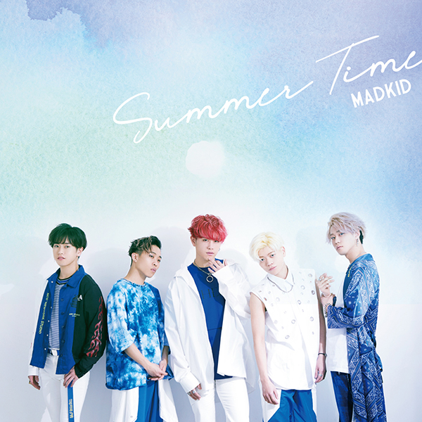 MADKID「Summer Time」〈TYPE A〉