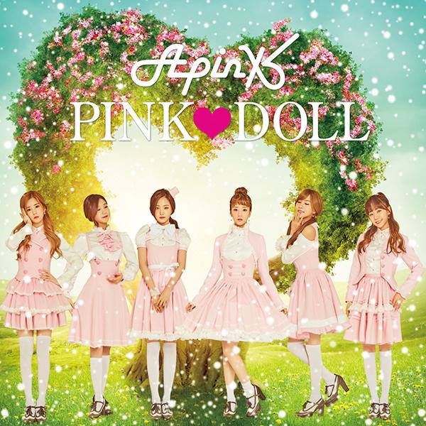 Apink「PINK♡DOLL」〈初回完全生産限定盤C〉
