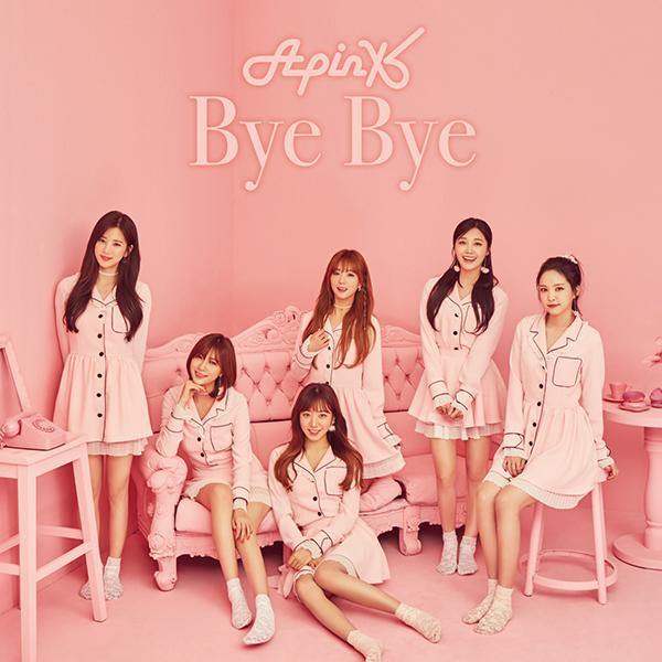Apink「Bye Bye」〈初回完全生産限定盤A〉