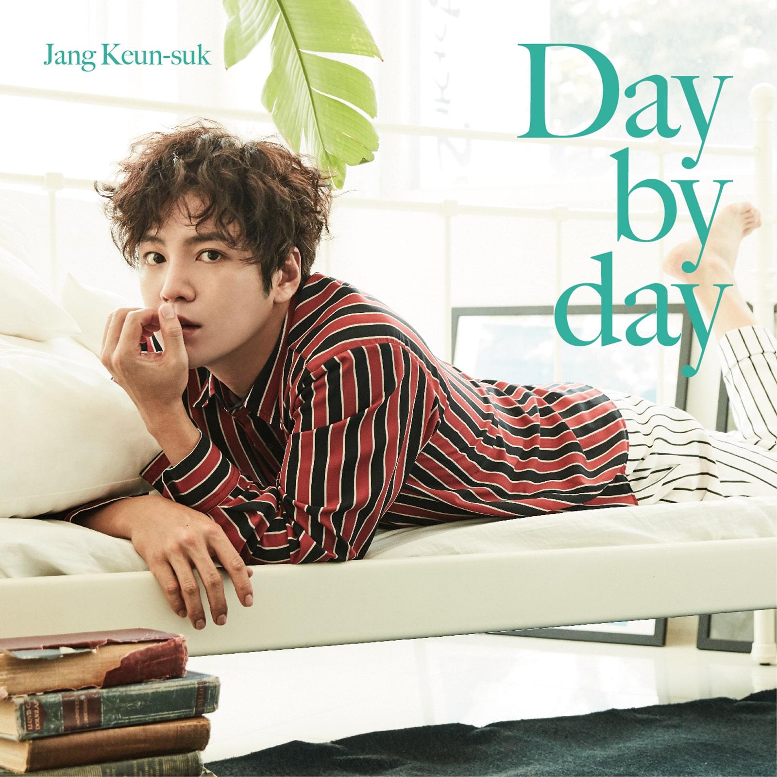 チャン・グンソク「Day by day」<初回限定盤A>