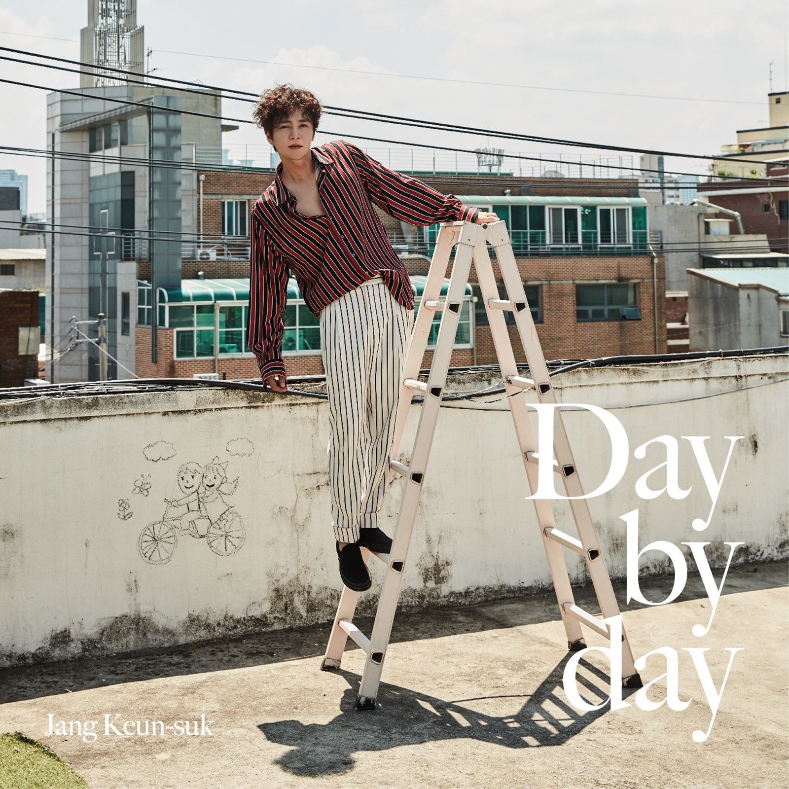 チャン・グンソク「Day by day」<初回限定盤B>