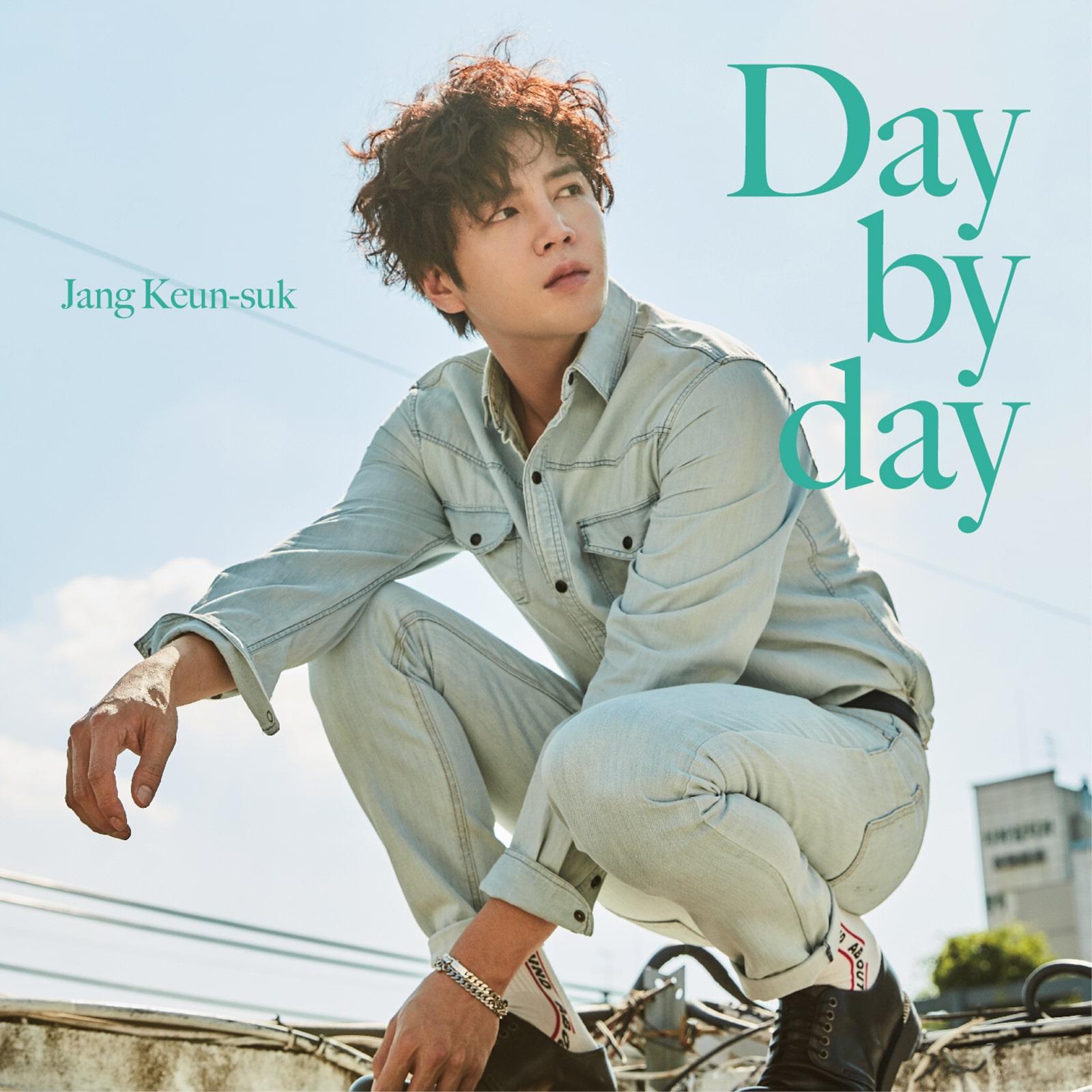 チャン・グンソク「Day by day」<初回限定盤C>