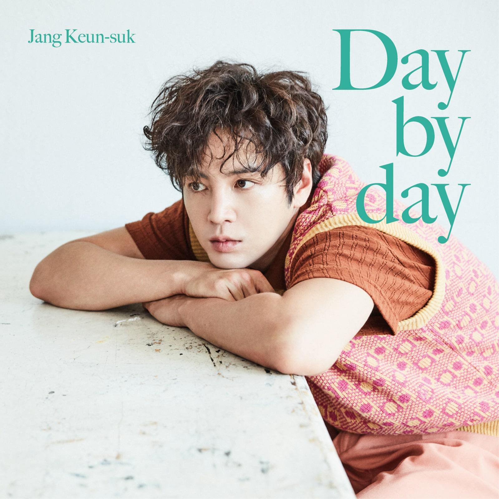 チャン・グンソク「Day by day」<FC限定盤>