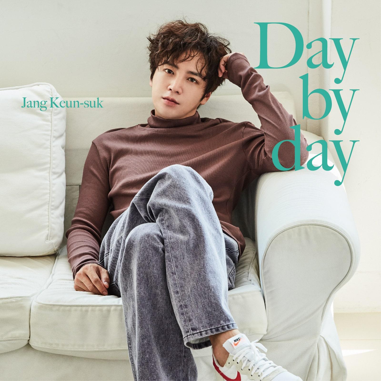 チャン・グンソク「Day by day」<UNIVERSAL MUSIC STORE盤>